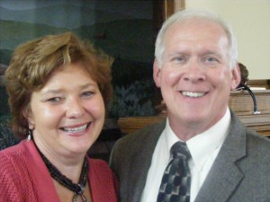 Mary Ann and Bill